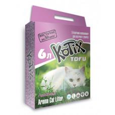 Наповнювач Тофу 2,6кг (6л) для котячого туалету Kotix1